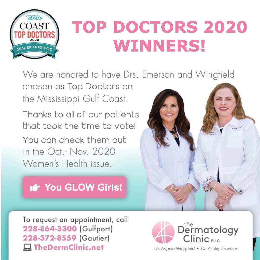 2020 Top Doc Winners