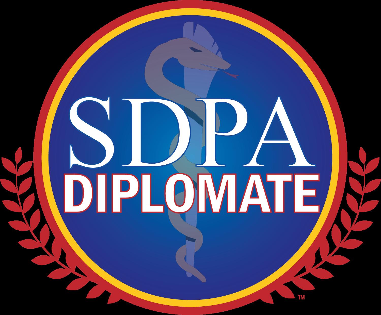 SPDA Diplomate